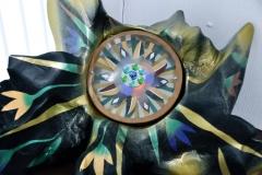 "Sea Anemone Kinetic 27"" £500"