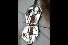 """Cello & Bow 17"""" x 13"""" close-up £375"""