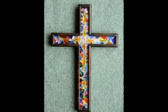 "CROSS 14"" x 9"" - Mock-up for St. Johns Church"