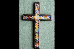 "CROSS 14"" x 9"" - Mock-up for St. Johns Church"