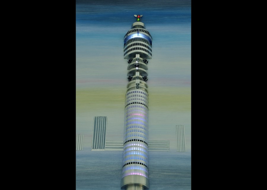 TELECOM TOWER CLOCK